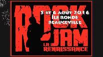 Promotion du Rock Jam 2016