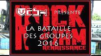 La Bataille des Groupes - Rock Jam 2016