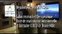 Nouveau salon � l'URFI de Beauceville