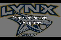 Hockey des Lynx: Six matchs à Beauceville (7 au 9 octobre)