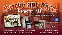 Fen�tre publicitaire: March� aux puces r�gional MF
