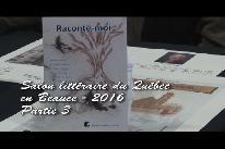 Salon littéraire du Québec en Beauce 2016 (3)