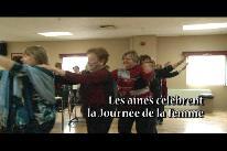 Les aînés célèbrent la Journée de la femme (2017)