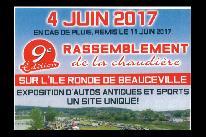 Belles bagnoles à Beauceville le 4 juin (2017)