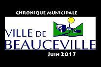 Chronique municipale - Juin 2017