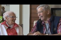 Plus que centenaire (2): Rencontre avec Gabrielle Drouin-Poulin, 103 ans (2017)