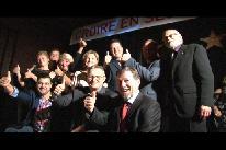 Onze personnalités honorées par le Chambre de commerce de Beauceville (2017)
