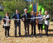 Inauguration du Parc Bolduc (2017)
