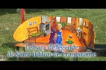 Le banc de légende de Saint-Odilon-de-Cranbourne (2017)