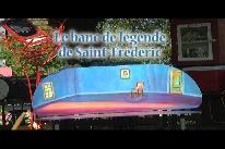 Le banc de légende de Saint-Frédéric (2017)