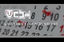 Calendrier communautaire - Semaine du 24 septembre 2018