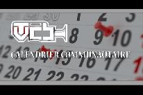 Calendrier communautaire - Semaine du 1er octobre 2018