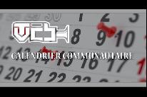 Calendrier communautaire - Semaine du 5 novembre 2018