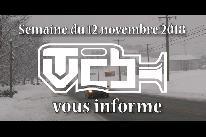 TVCB vous informe - Semaine du 12 novembre 2018